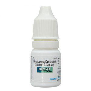 bimatoprost bimat eye drops